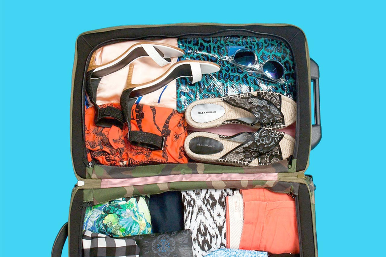 5 Suitcase Packing Tips